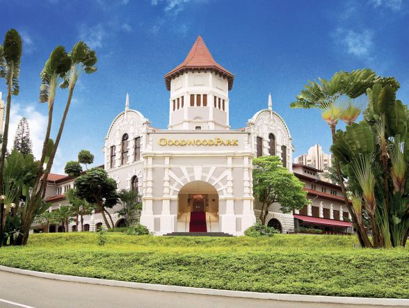 Singapore Hotel-Goodwood Park Hotel