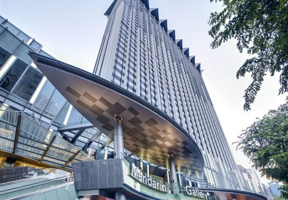 Singapore Hotel-Mandarin Orchard Singapore