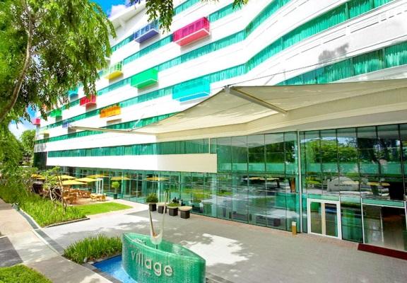 Singapore Hotel-Village Hotel Changi