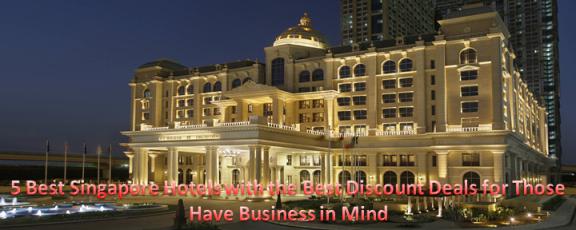 Singapore Hotels, Hotel Deals Singapore