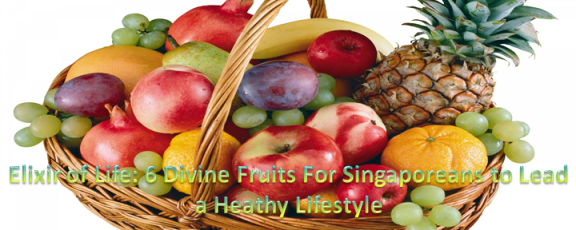 Healthy Lifestyle, Fresh Produces, Fruits
