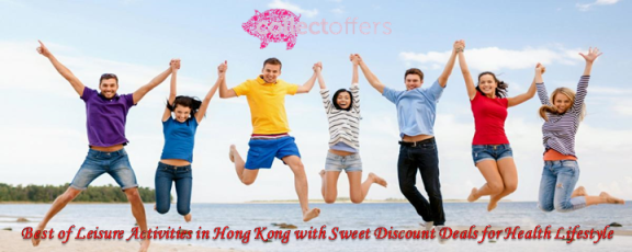 CollectOffers, Leisure Activities Hong Kong, Groupon Hong Kong Deals