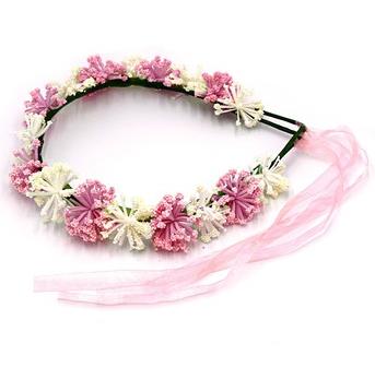 pinkhairband