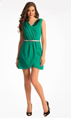 greencolordress