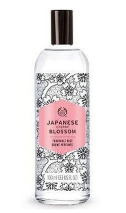 japanese cherry blossom mist