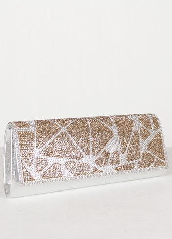 clutch bag sequineced