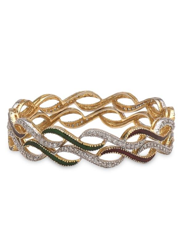 embellished bangles