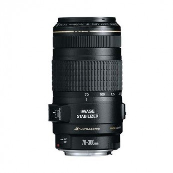 canon EF 70-300mm IS USM lense