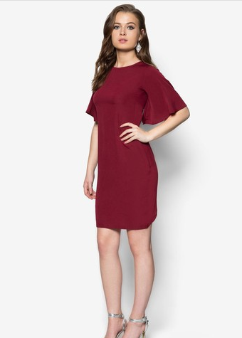 maroondress
