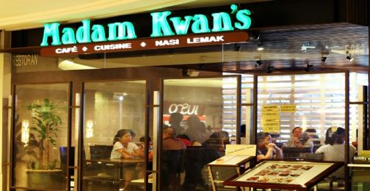 madam kwans