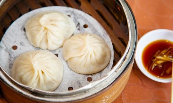 Zhonghua Gourmet Restaurant Cititel Dim Sum Set Meal with Dessert