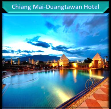 Chiang Mai-Duangtawan Hotel