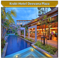 Krabi-Hotel Deevana Plaza