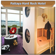 Pattaya-Hard Rock Hotel