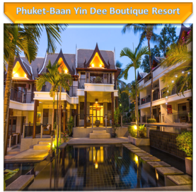 Phuket-Baan Yin Dee Boutique Resort