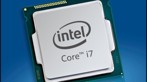 Intel Processor Quod Core i7