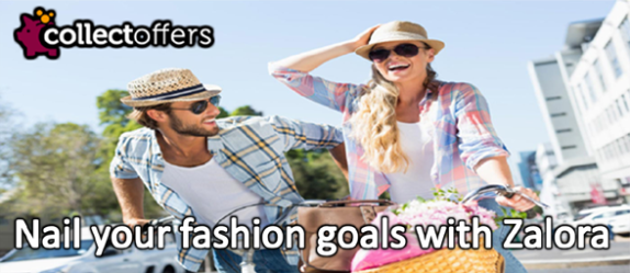 Nail your fashion goals with Zalora
