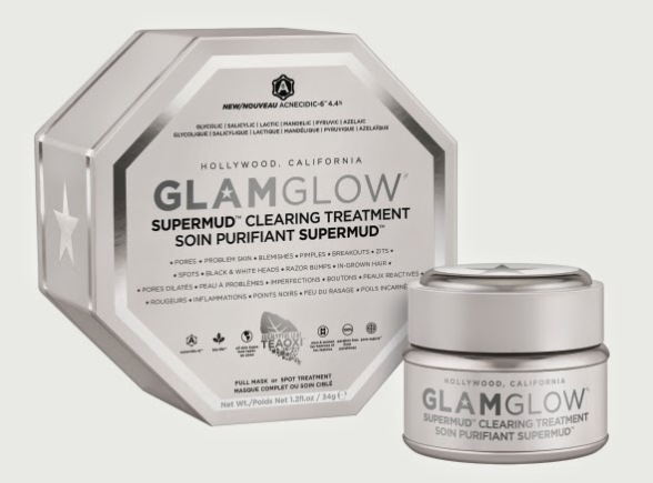 Image result for GlamGlow SuperMud Clearing Mask