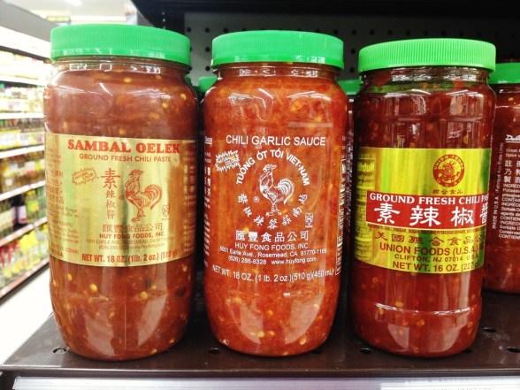 Huy Fong Sambal Oelek Chilli Paste