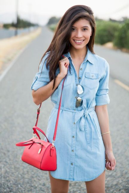 43e05c14c62e81a5d37c75ab9b50fa4b--chambray-shirt-dresses-denim-dresses
