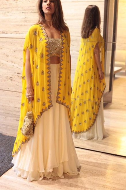 b7415405a30d7dea6d8de54cb00d66f2--indian-outfits-cape-style-dresses-indian