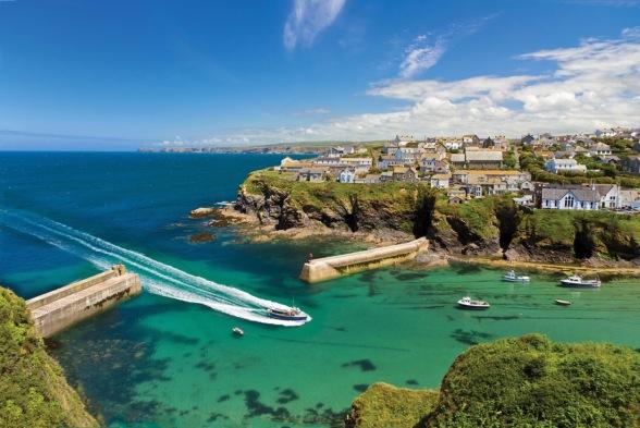 Port-Isaac-Cornwall-England
