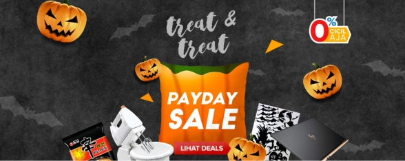 Indonesia Payday Sale
