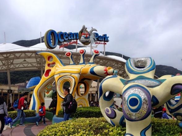 Hotels.com Voucher Codes Ocean Park Hong Kong