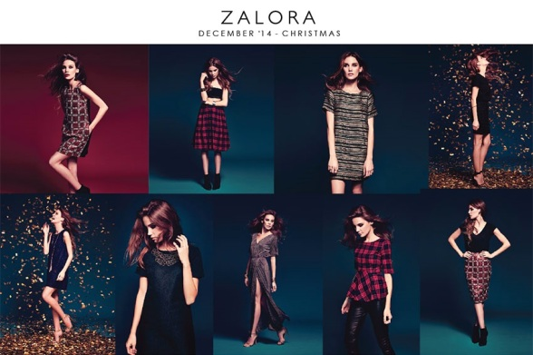 Zalora Christmas sale