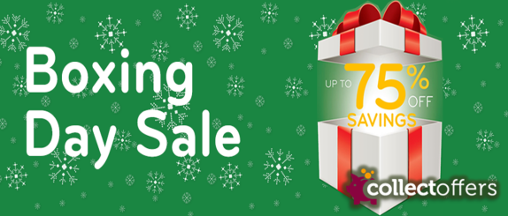 Amazon and Currys Boxing day Sale