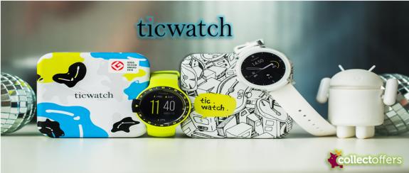 Kode promo ticwatch