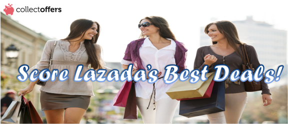 Lazada promo codes