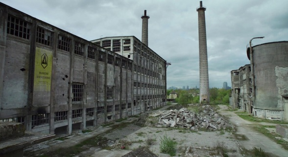 abondoned factory