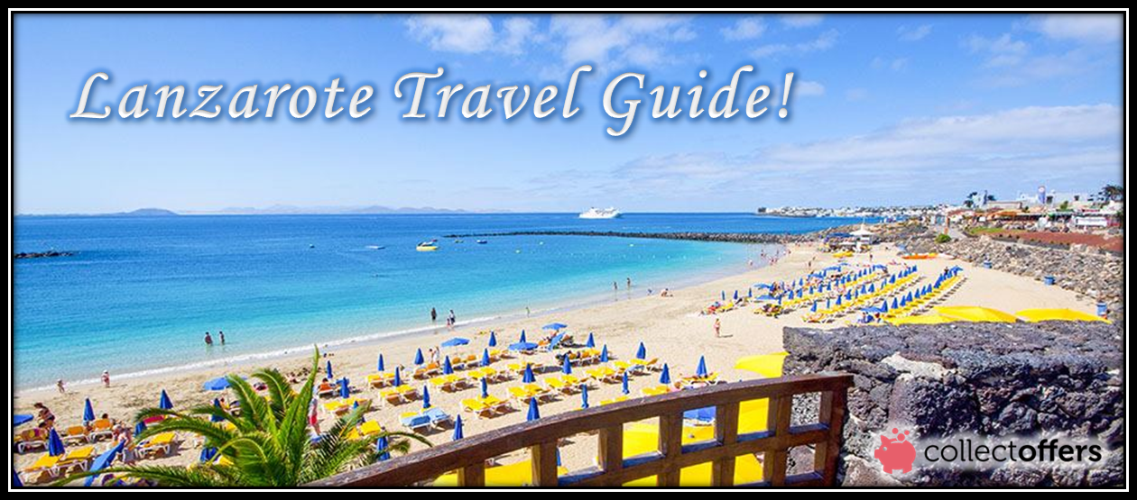 Make Your Getaways To Lanzarote Wonderful With Dream Place Hotels!