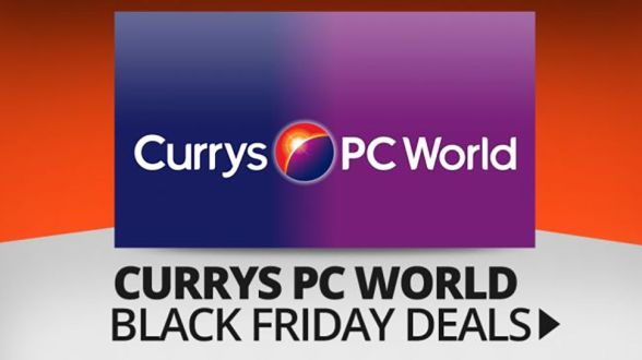 Currys PC World Black Friday Sale