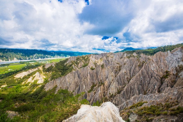 Liji Badlands and Little Huangshan