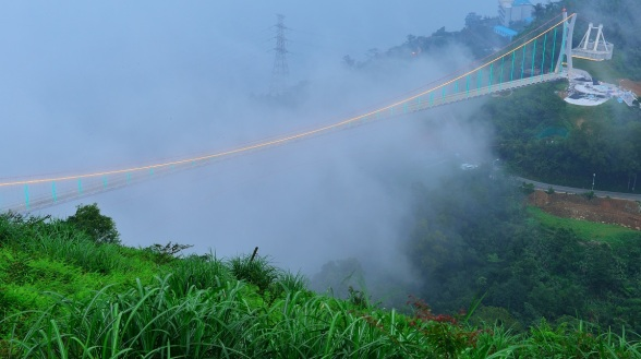 Taiping Suspension Bridge 2