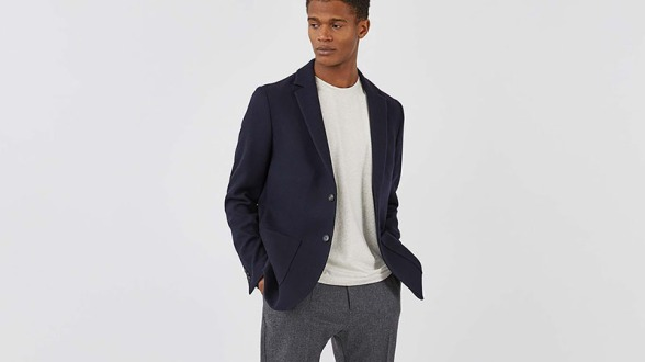Unstructured-Blazer