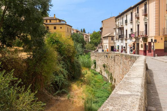 Carrera_del_Darro_Granada_Spain