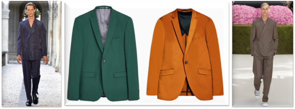 Double breated blazer