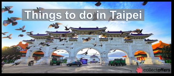 Taipei travel guide Hotels.com 折扣碼