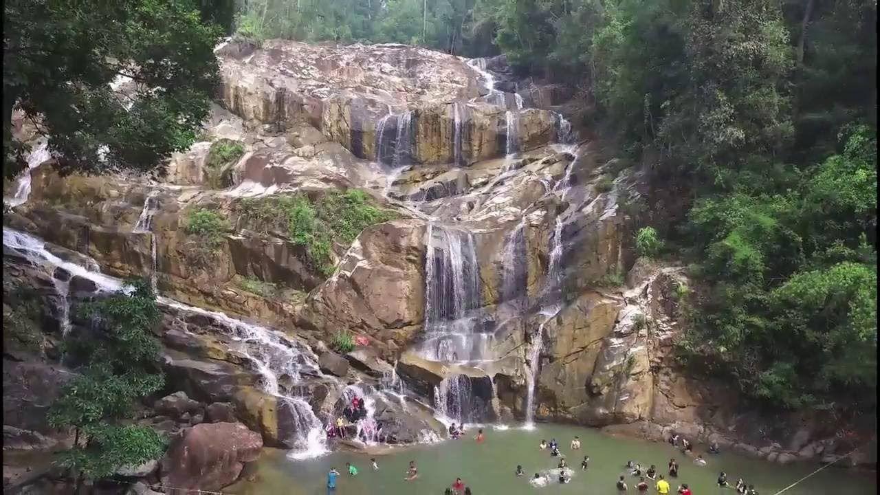 2 Jerangkang Waterfall